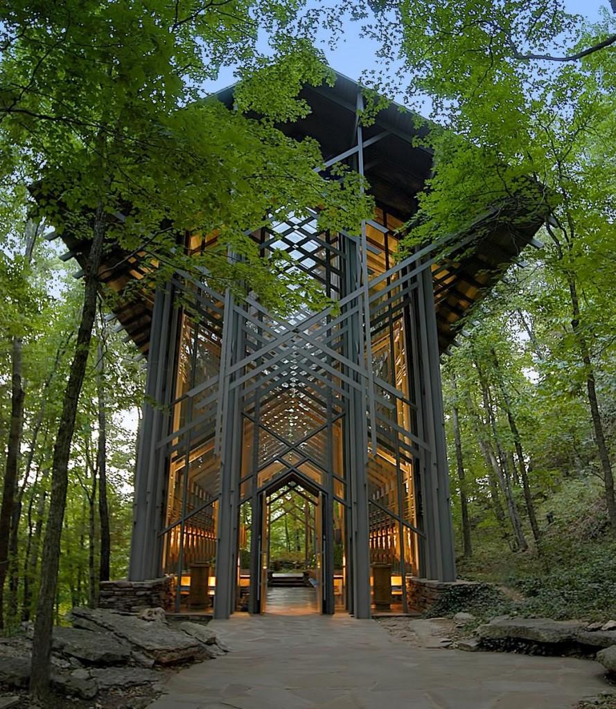 Thorncrown Chapel_Arkansas