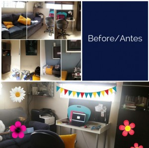 Before - Gianny's Home Office